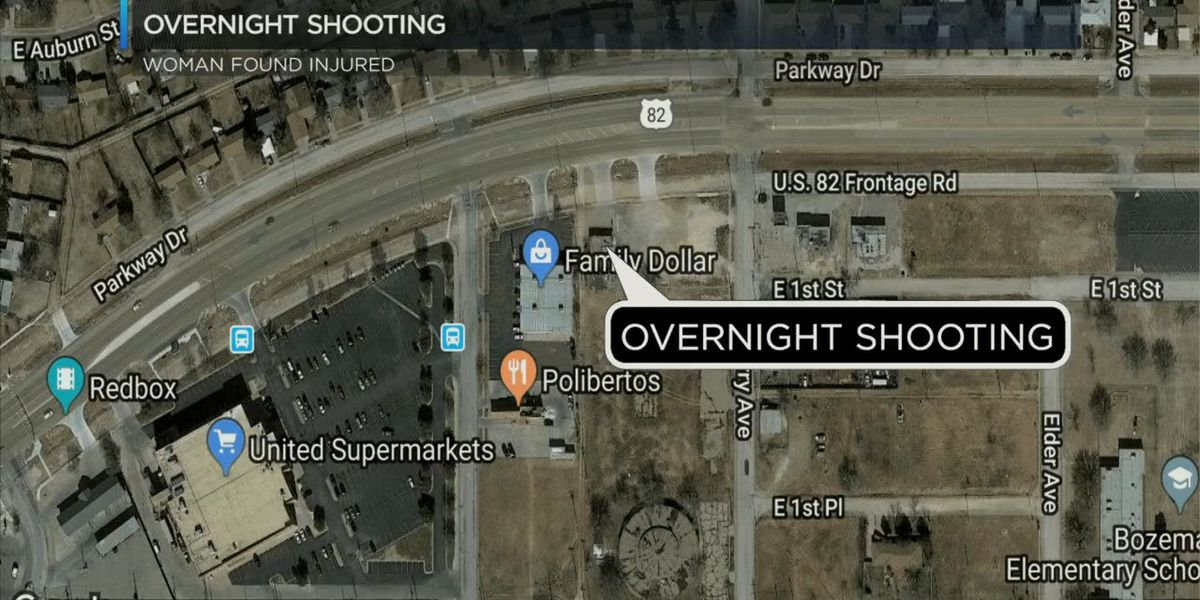 Overnight shooting in Lubbock leaves woman with serious injuries
