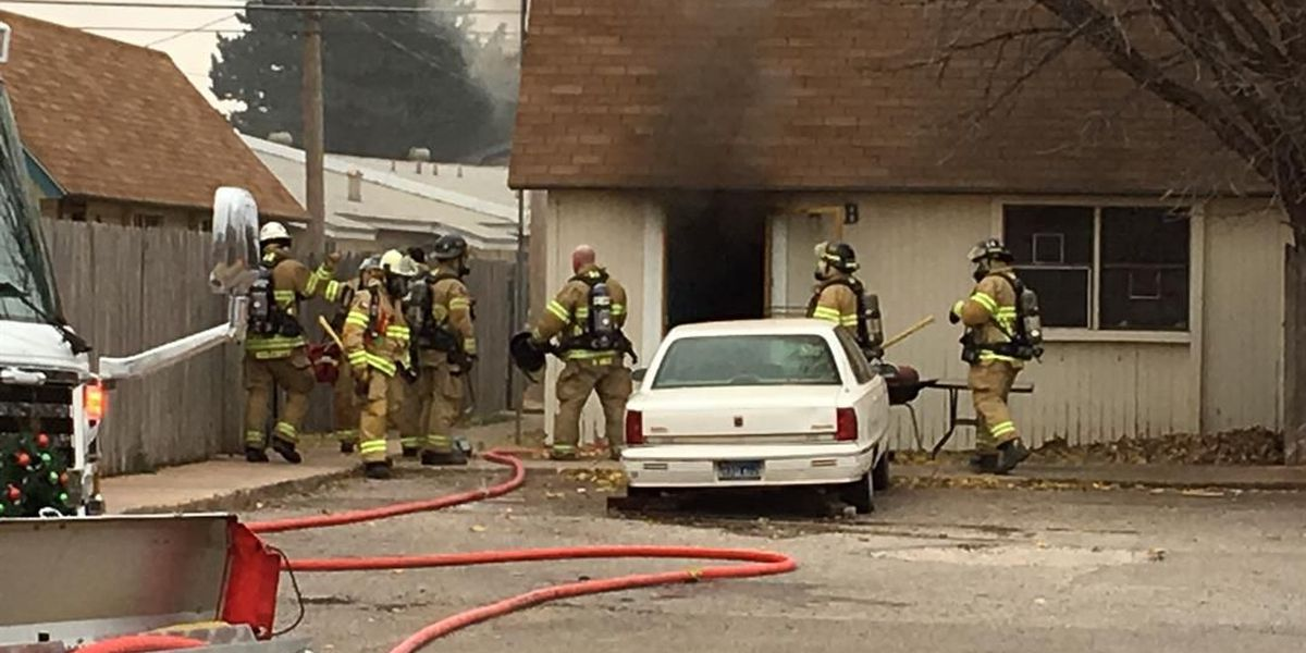 Fire Marshal says cause of Tuesday duplex fire is arson