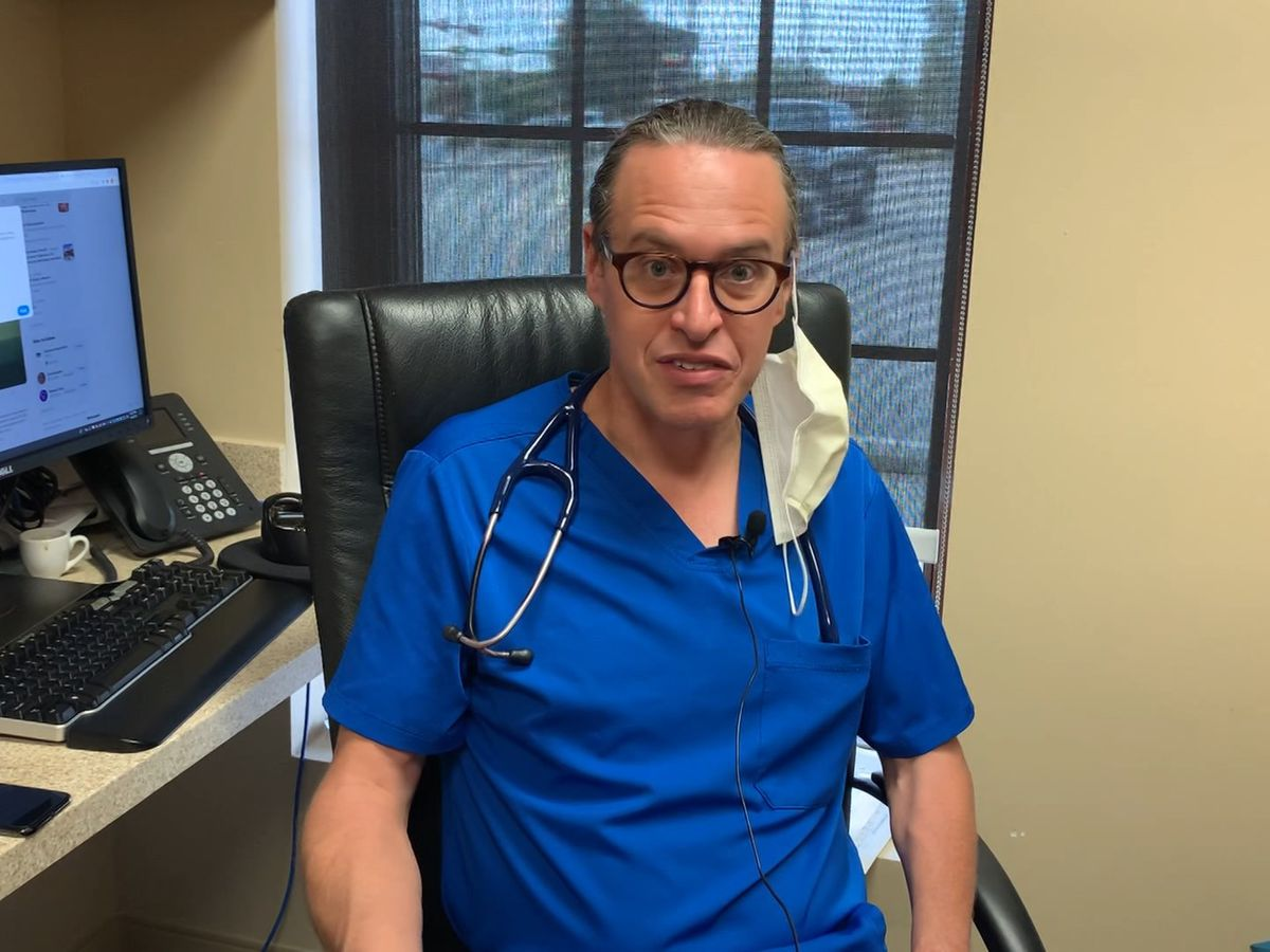 Lubbock pediatrician urges vaccinations ahead of school, even virtual school
