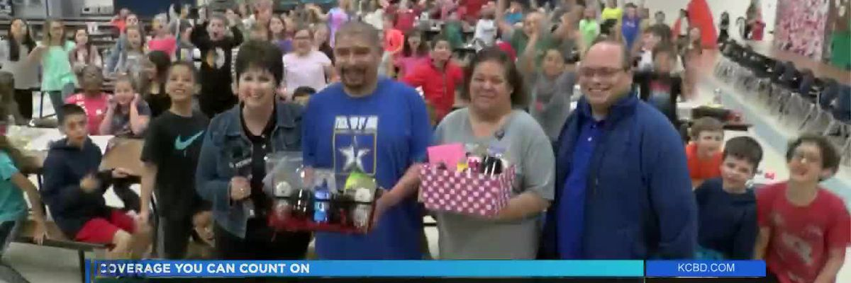 Pay It Forward: Donating to Crestview Elementary School custodians