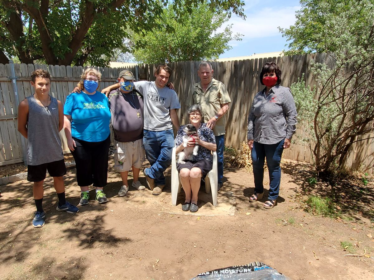 Pay It Forward: Young man selflessly helps Lubbock family