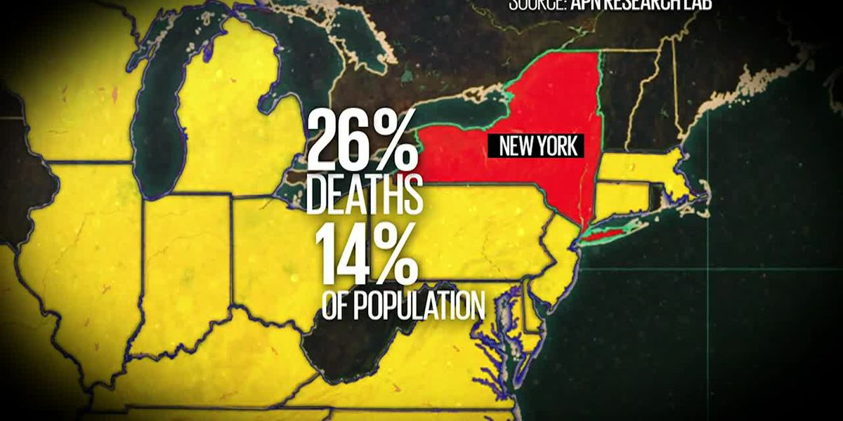 Coronavirus takes deadly toll on African American communities