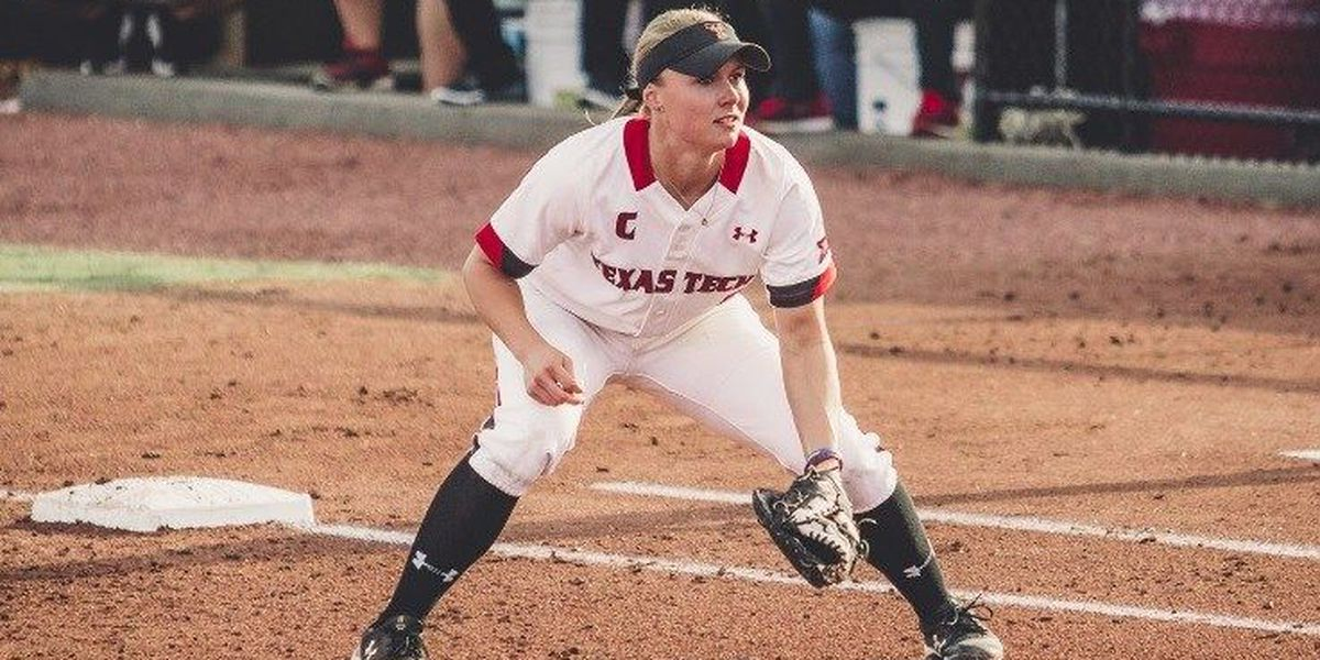 Texas Tech softball season ends with 5-2 loss in NISC Regional Championship game