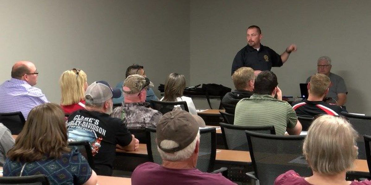 Lone Star Shooting Sports hosts active shooter training