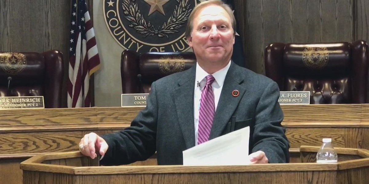 Lubbock County Commissioner Mark Heinrich announces candidacy for reelection
