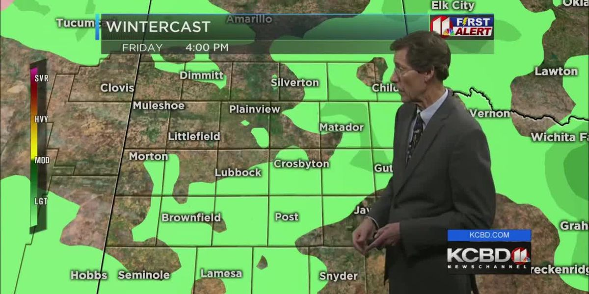 KCBD Weather at 10 for Jan 16