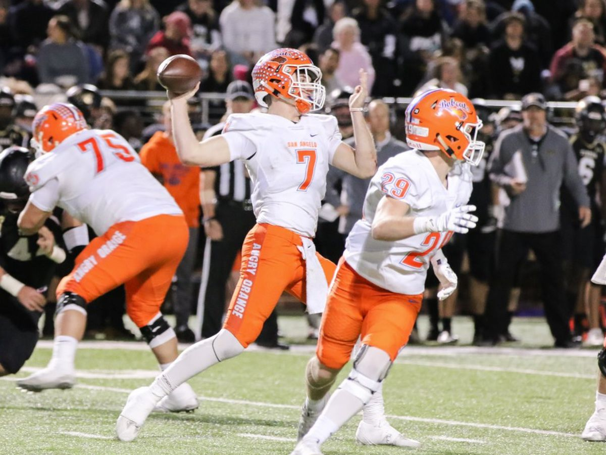 San Angelo Central QB Maverick McIvor recommits to Texas Tech