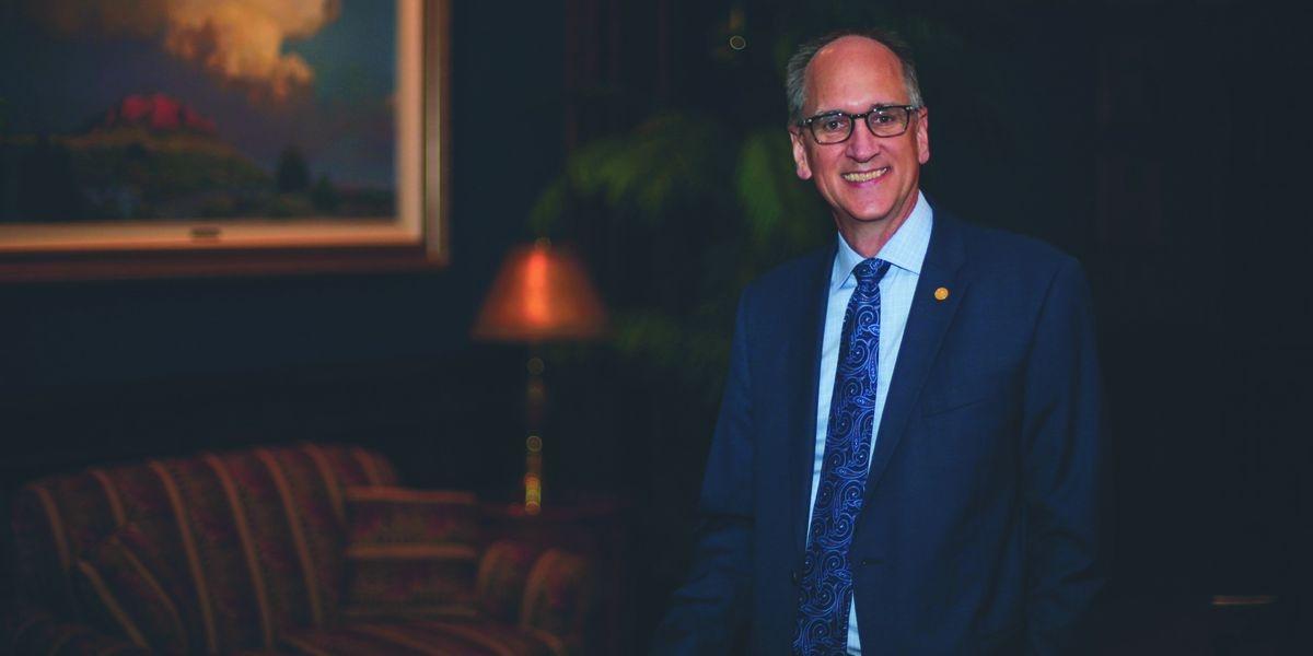 11da11a6521 President of LCU Tim Perrin takes senior position at Pepperdine University
