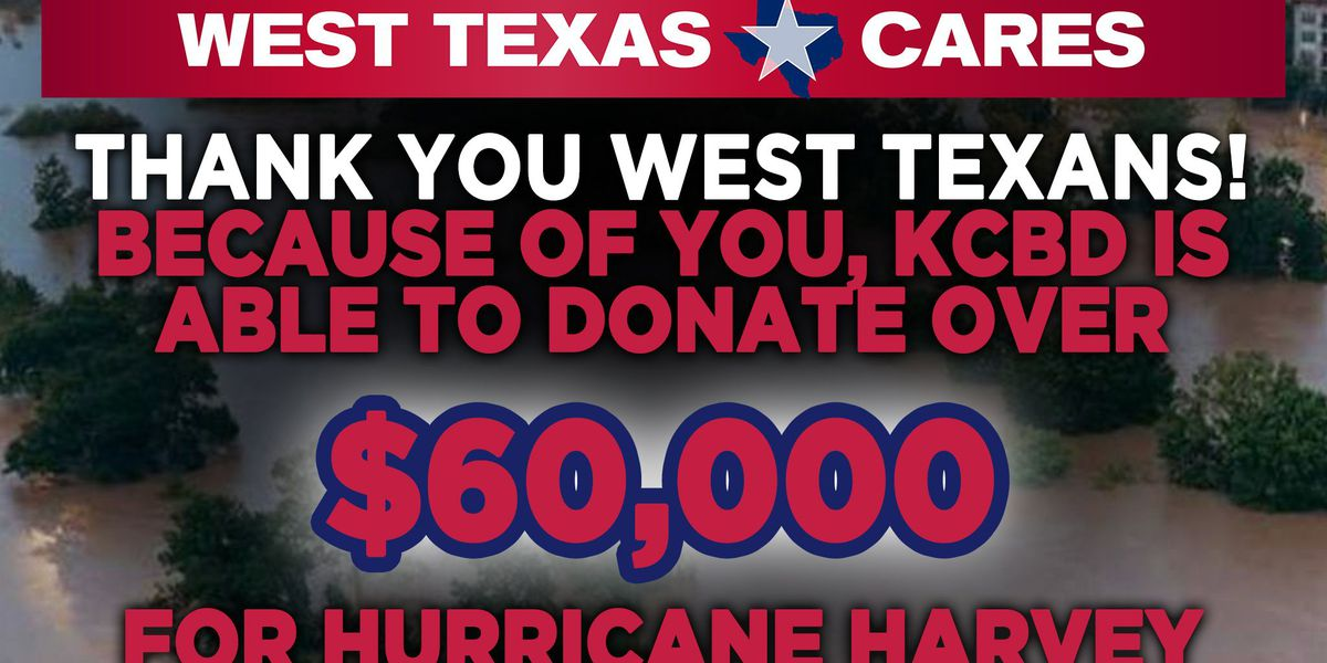 Consider This: Tune in and help out with the KCBD West Texas Cares Telethon