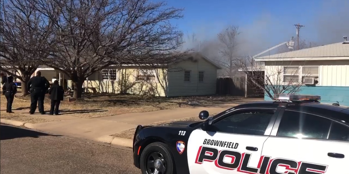 Renovations behind Brownfield house fire