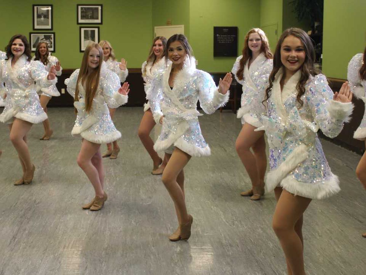 Dancers from Lubbock, Levelland featured in Macy's Thanksgiving Day Parade