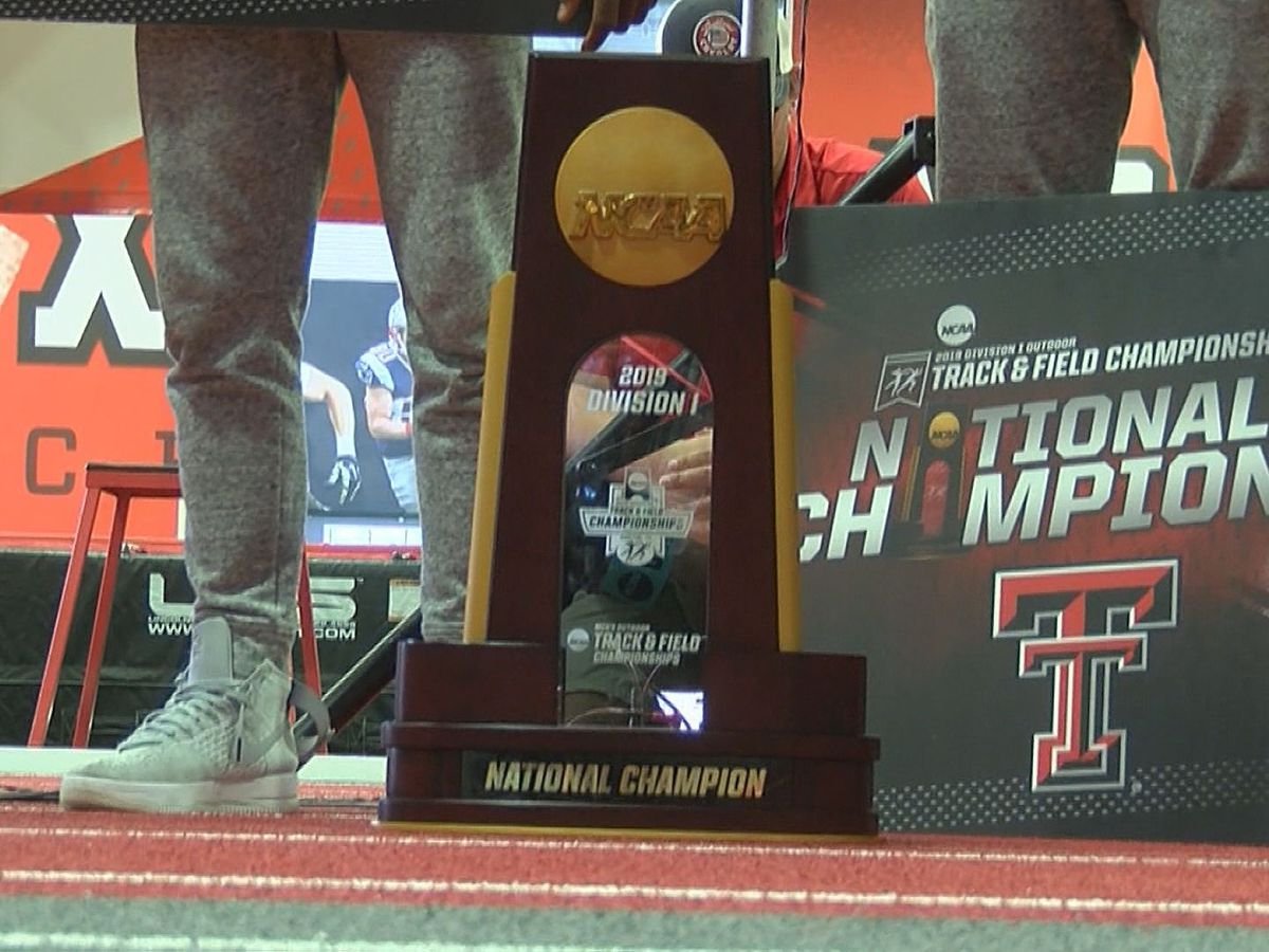 Red Raider Track & Field still bringing in awards