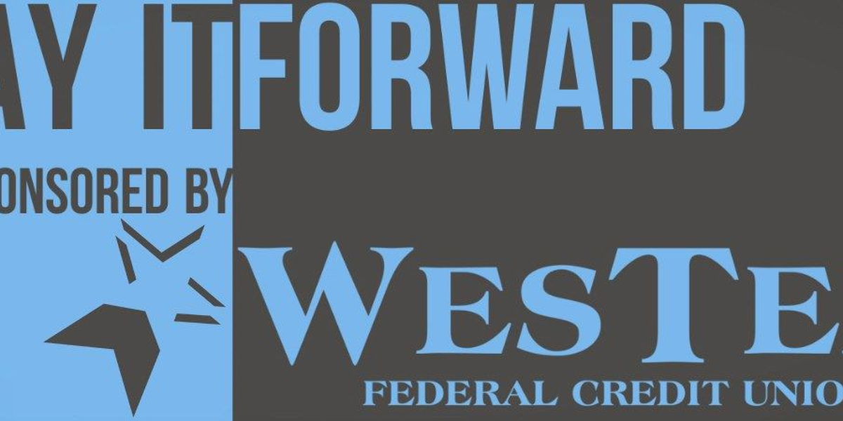 Pay It Forward: Nomination Form