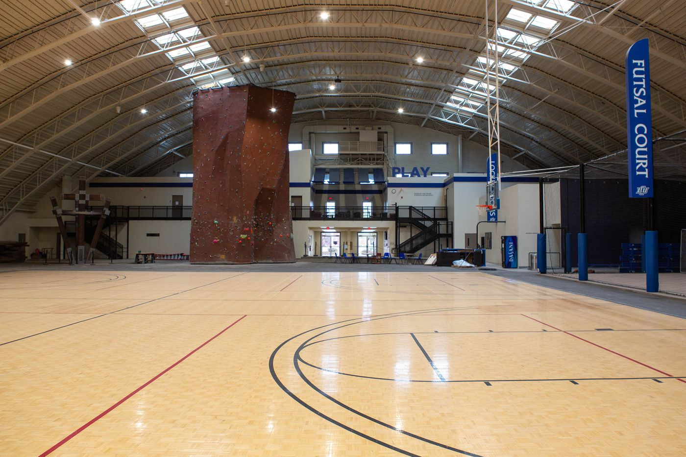 Lcu Announces Renovations For The Rhodes Perrin Recreation Center