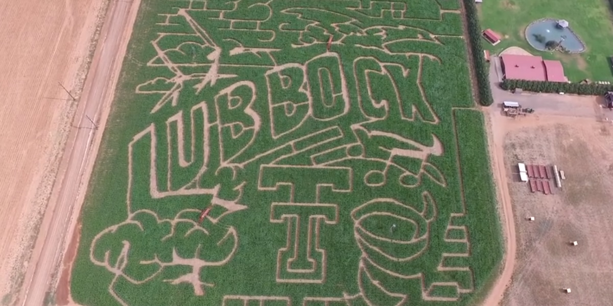 At'l Do Farms debuts upcoming season's corn maze design