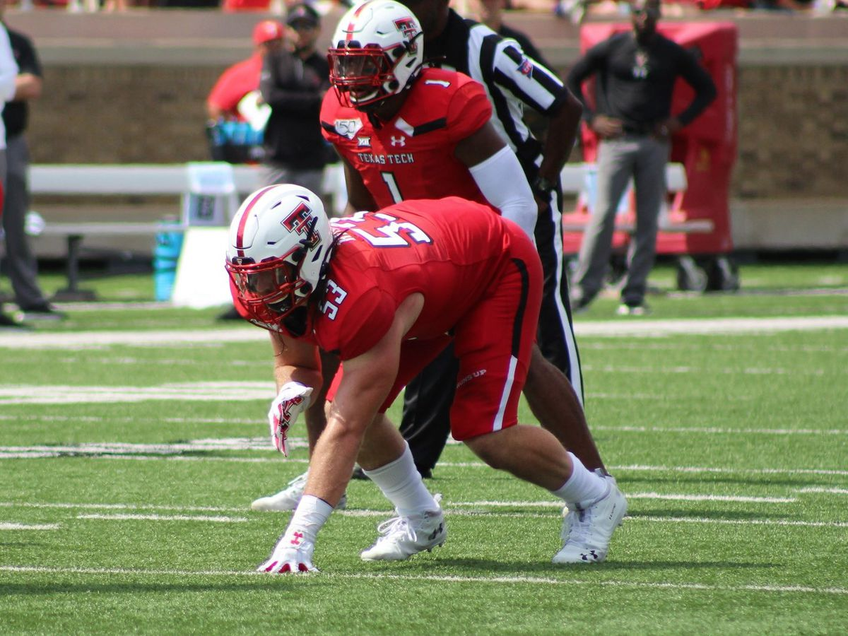 Red Raiders fall to Arizona in final non-conference game