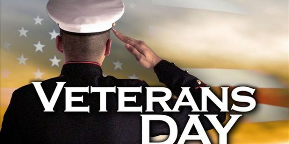 Veterans Day freebies for veterans and active military
