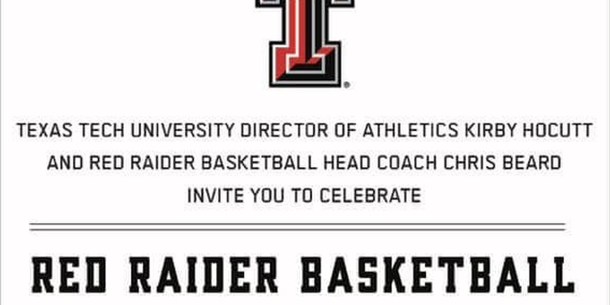 TTU Athletics Director and Coach Beard invite public to Basketball Celebration dinner at USA