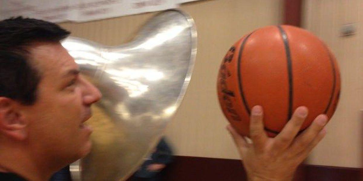 I Beat Pete: Marching Band Basketball