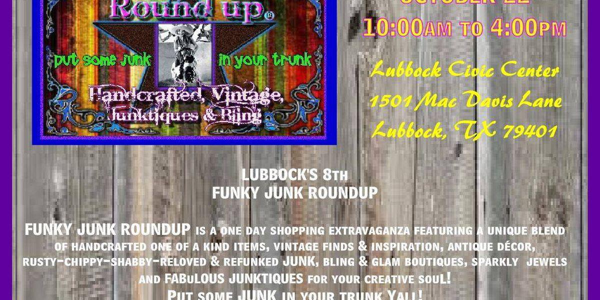 Noon Notebook 9/8: Funky Junk Roundup