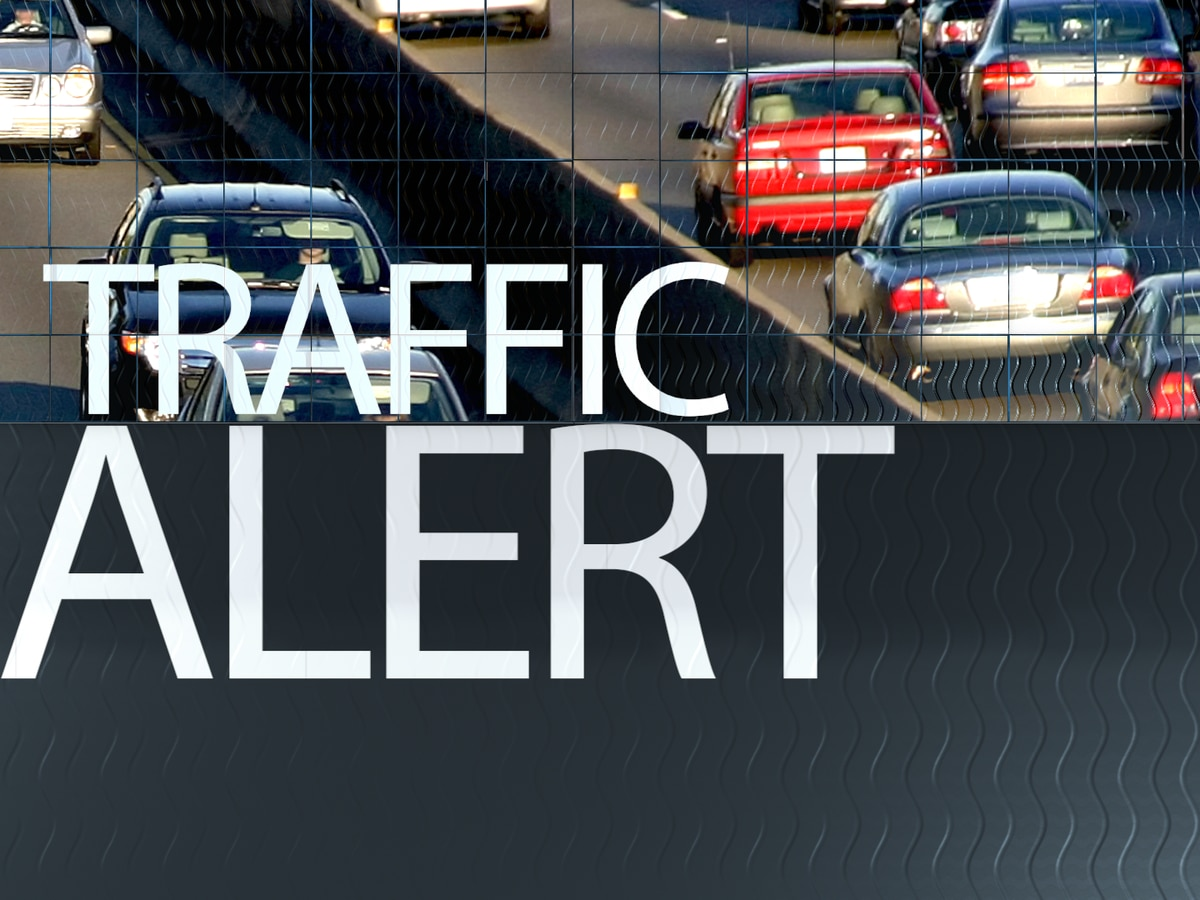 Eastbound lanes of Spur 327 will be closed for crash investigation