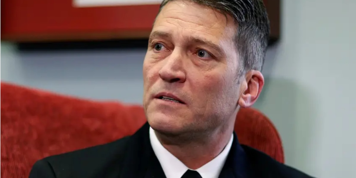 Influential conservative group endorses Ronny Jackson over Josh Winegarner in runoff for U.S. Rep. Mac Thornberry's seat