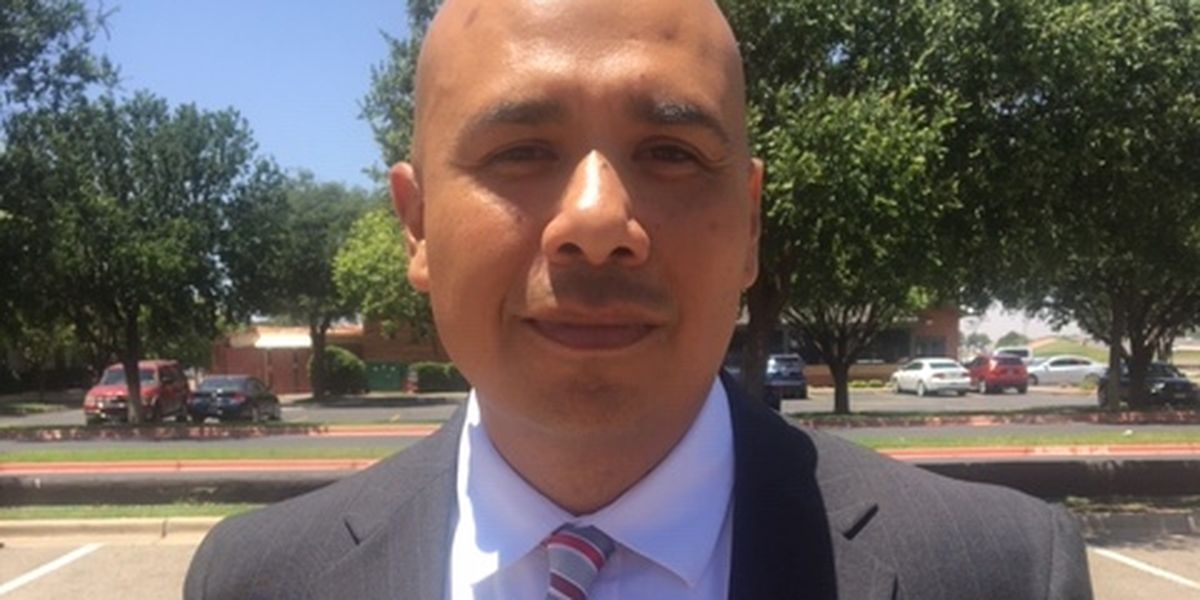 Xavier Rangel is Ralls new Head football Coach/AD