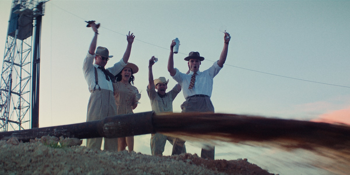Movie on early days of West Texas oil drilling produced by Lubbock native