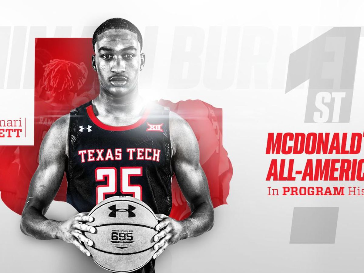 Sources: Nimari Burnett leaving Red Raider basketball team