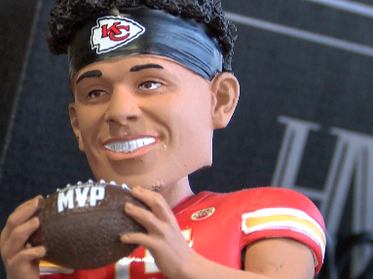 Patrick Mahomes' success brings economic growth for local sport stores