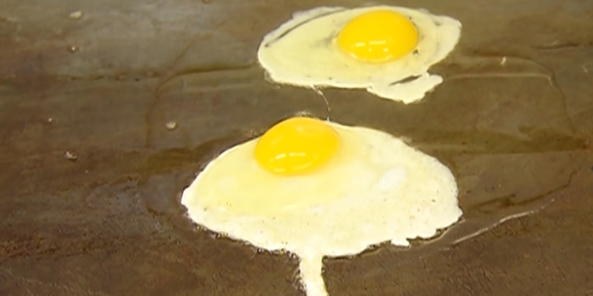 Consuming three or more eggs per day increases risk of heart disease, study says