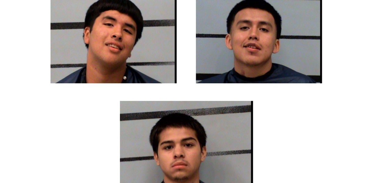 Grand jury indicts 3 accused in home invasion, shooting, robbery case