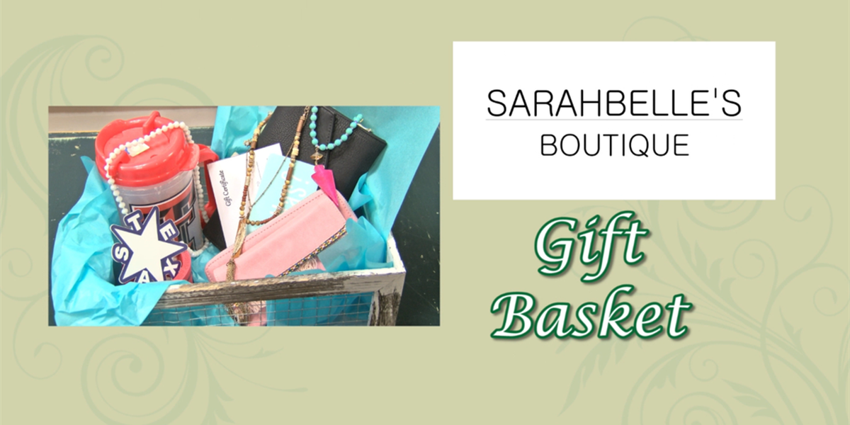 Day 5 - SarahBelle's Boutique