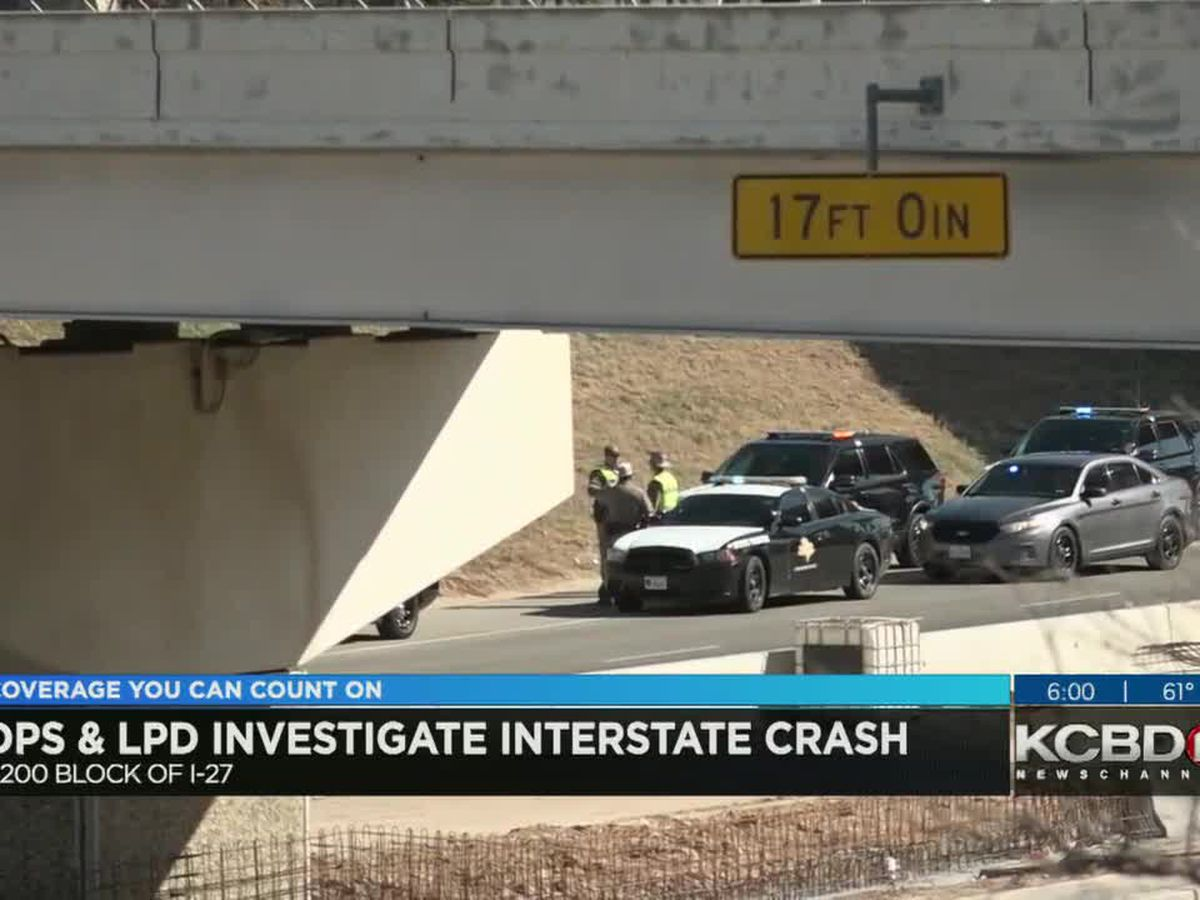 DPS trooper, 2 other vehicles involved in Saturday afternoon crash