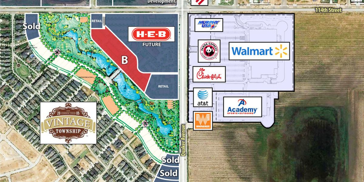 Market Report: H-E-B is coming to Lubbock 'soon'