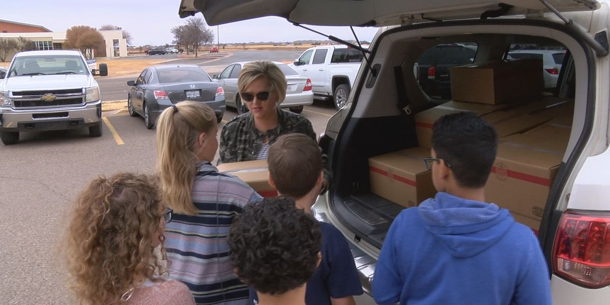Pay It Forward Follow up: Church pays it forward to local elementary school