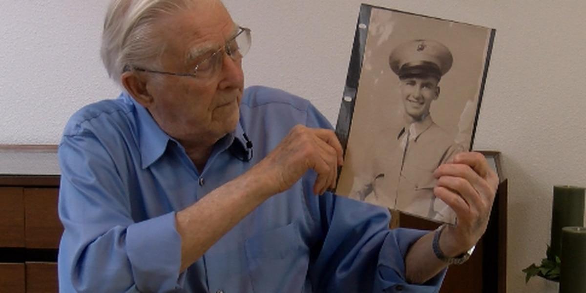 Lubbock veteran remembers Iwo Jima 75 years later