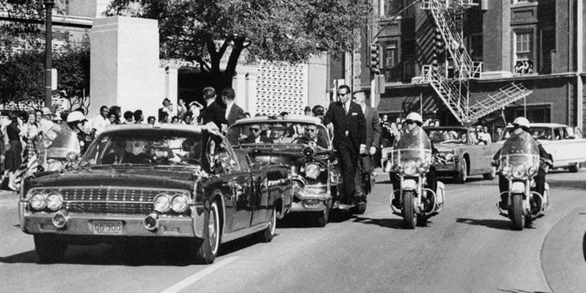 National Archives begins partial release of JFK assassination records