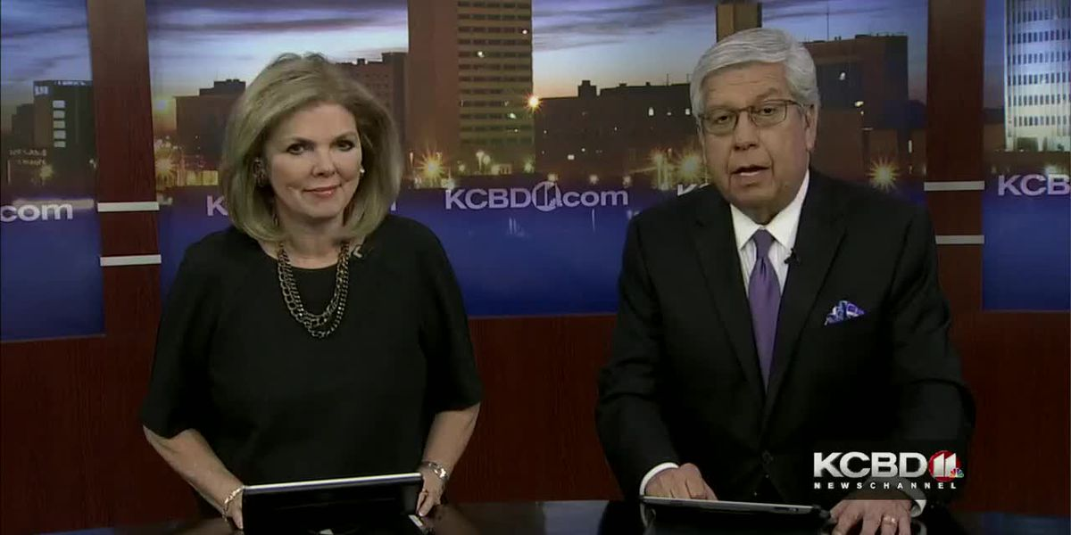 KCBD Newschannel 11 at 10 VOD - clipped version