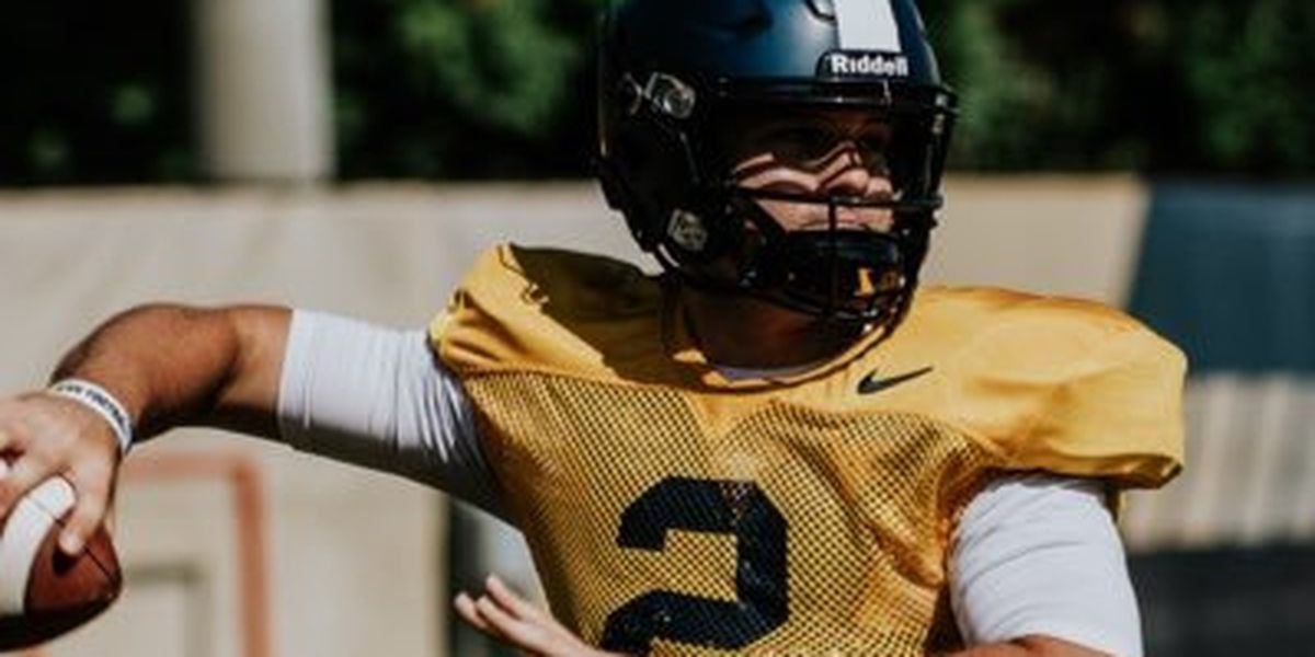 Former LC Pirate Jarret Doege could play against Texas Tech