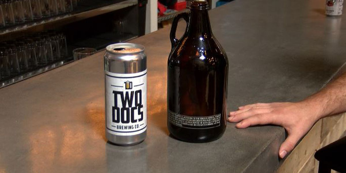 Lubbock brewers anticipate Texas law change allowing beer to go