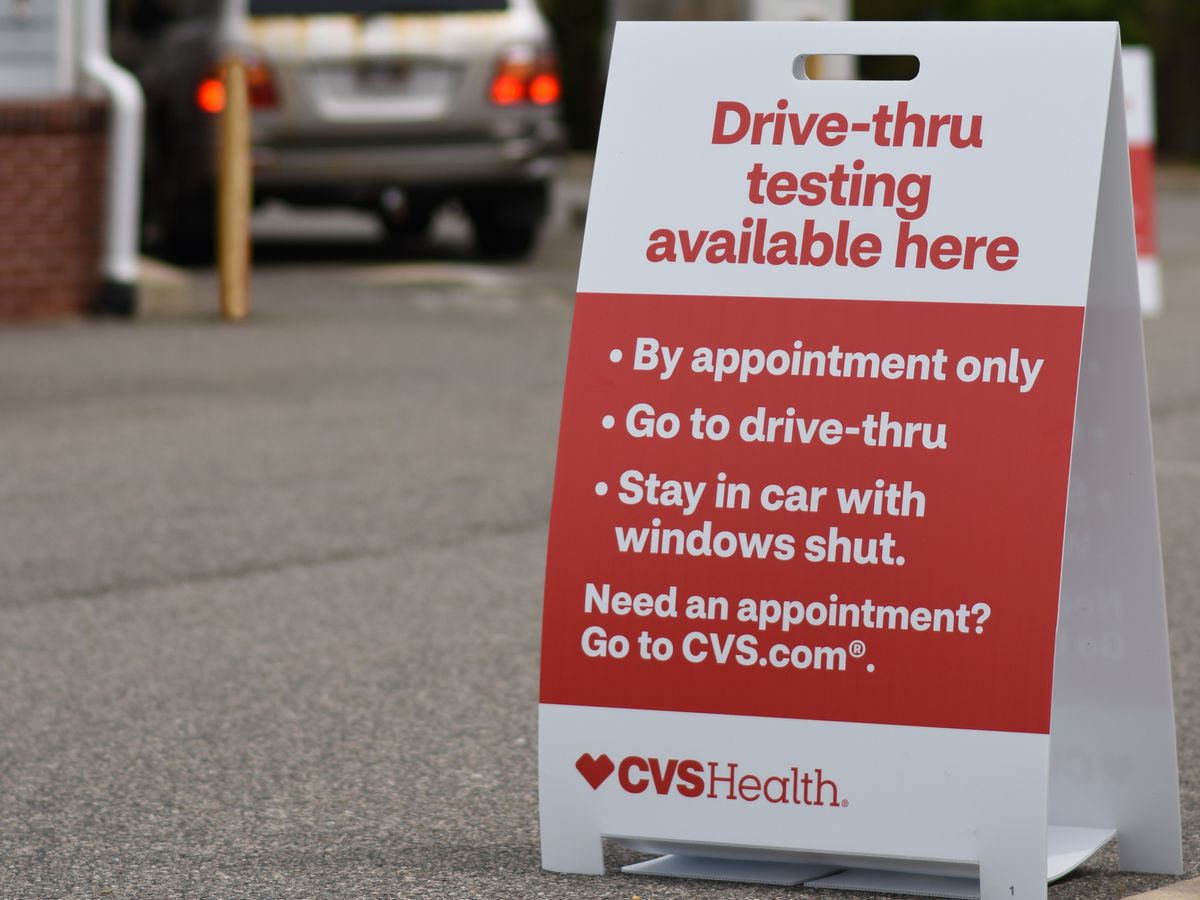 Cvs Expands Drive Thru Covid 19 Testing Locations In Lubbock