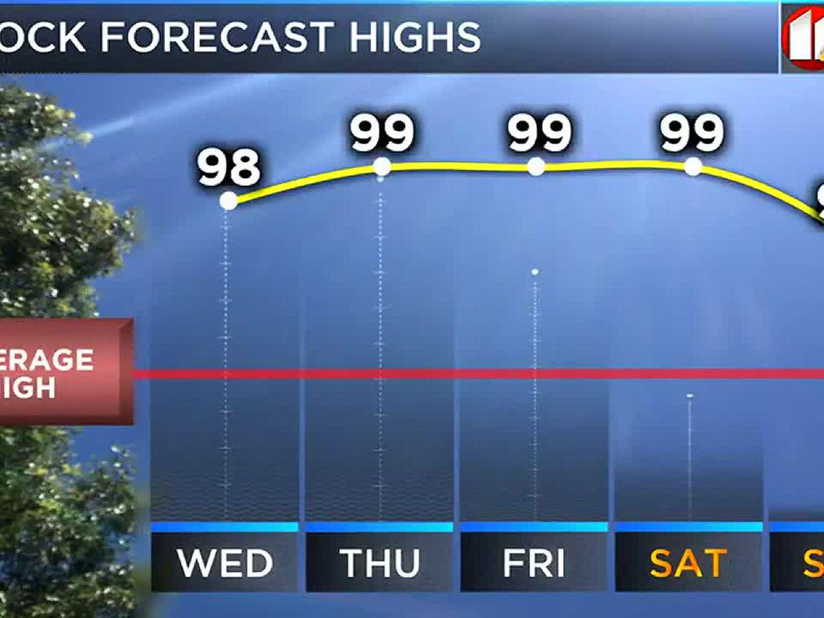 Heat wave: An end?
