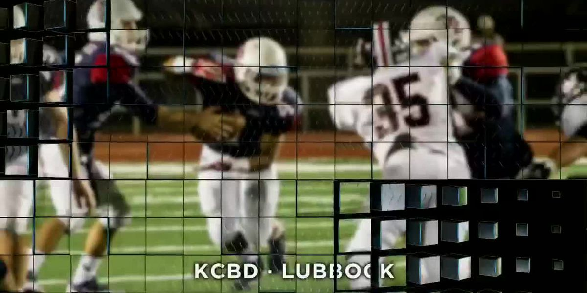 KCBD Newschannel 11 at 10 End Zone 10/18/2019