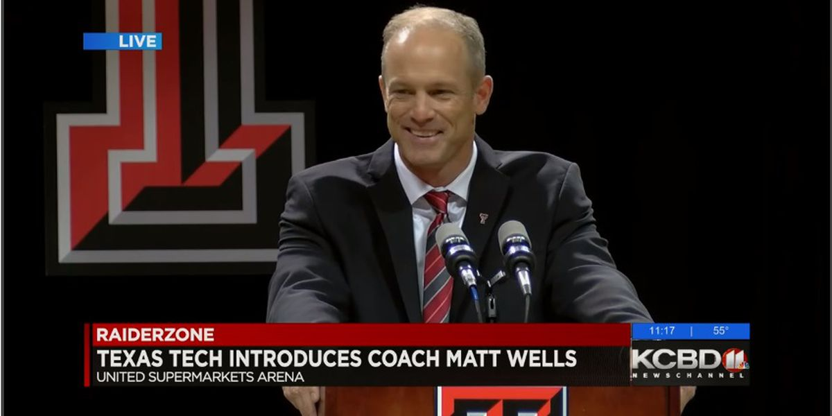 Wells hires six new members to Texas Tech staff
