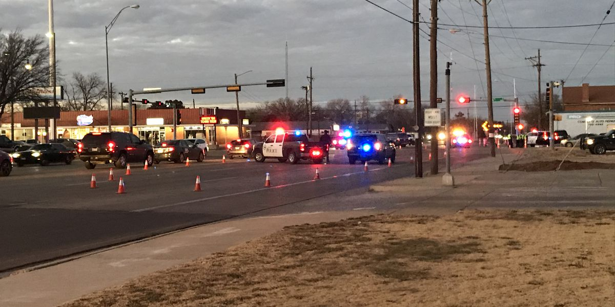 LPD vehicle involved in collision at 34th and Indiana Avenue, victims identified