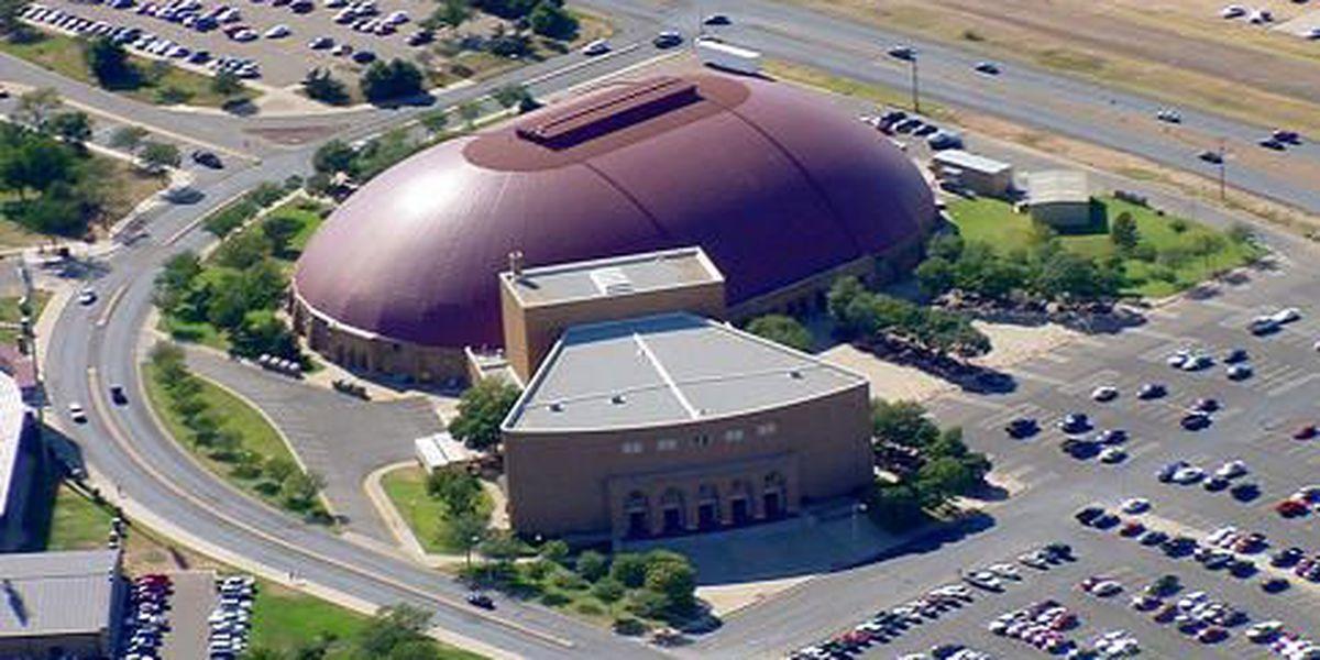 The Lubbock City Bank Coliseum