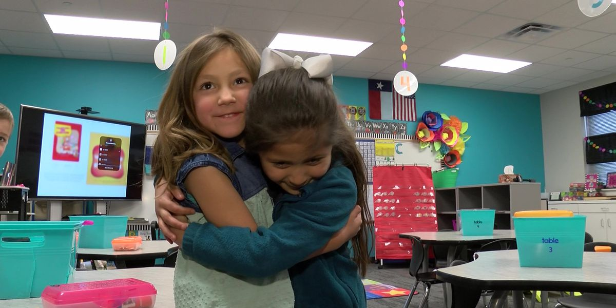 What is love? Lubbock kids, seniors share advice on Valentine's Day