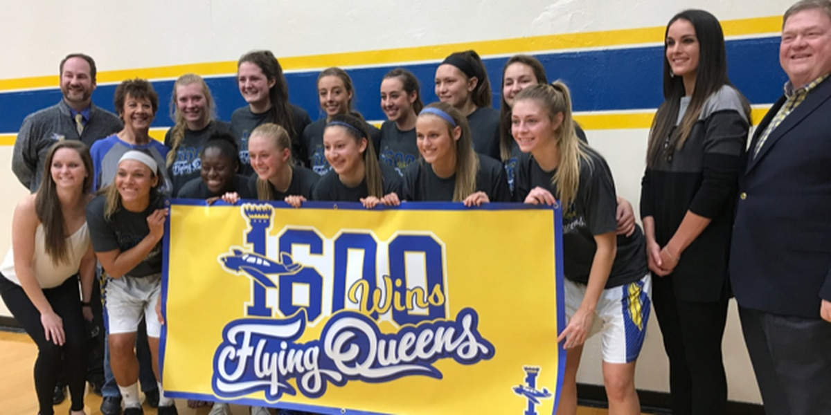Wayland Baptist Flying Queens earn record 1600th win