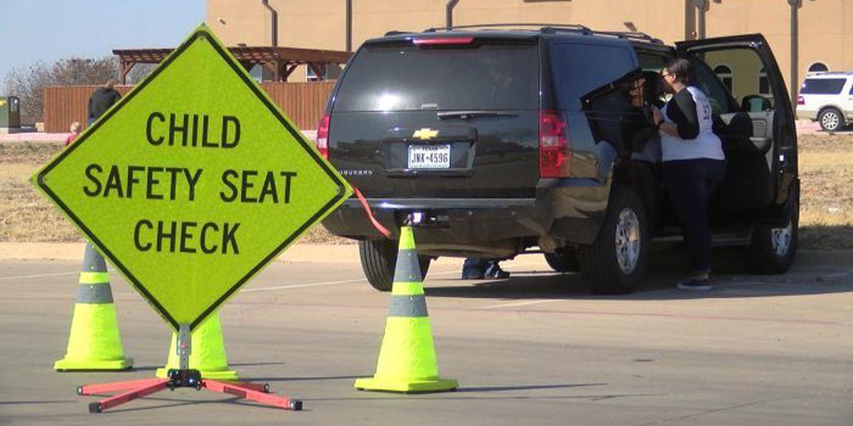 TxDOT, UMC hosting car seat checkup Saturday morning